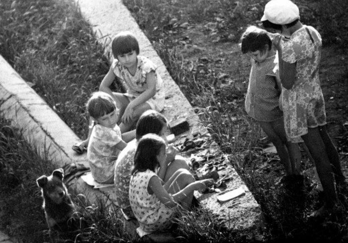 Для советских детей шарики выступали своеобразной валютой, на которую можно было выменять все / Фото: fotostrana.ru