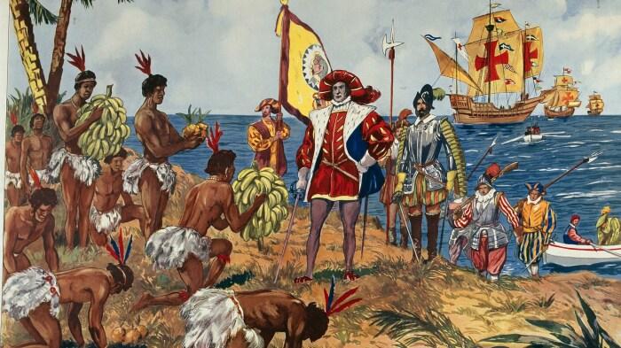 То, что Колумб открыл Америку в 1492 г., является фактом общеизвестным / Фото: bibusha.ru