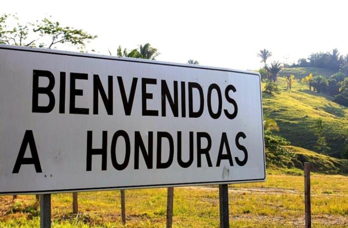 Добро пожаловать в Гондурас!
