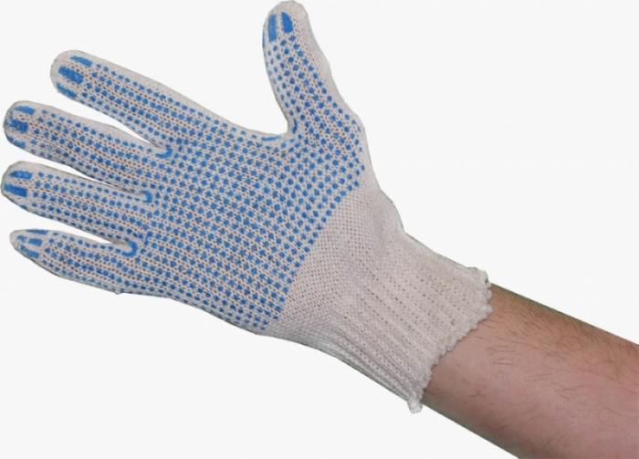 Очень дешевые перчатки – вещь заведомо одноразовая, удовольствия от работы в них никакого – сплошное разочарование / Фото: saratov.sledcom.ru