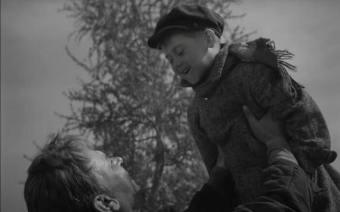 Главная сцена, где мальчик бросается на шею главному герою, узнав, что он и есть его родной отец, долгое время не получалась / Фото: nur.kz