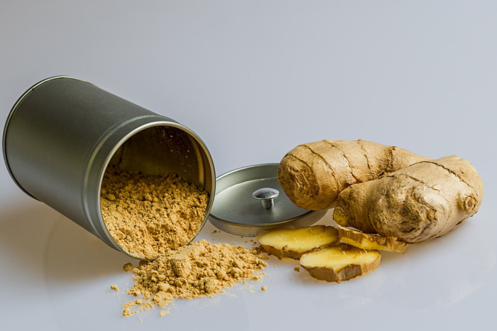 В процессе сушки свойства имбиря видоизменяются, но пользы от этого меньше не становится / Фото: polzavred.org