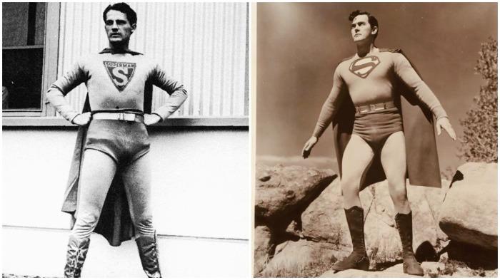 Естественно, супермен, обладающий небывалой силой, ассоциировался у граждан именно с силачом / Фото: Pinterest