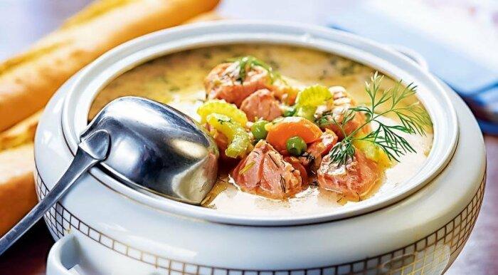 Использование супницы по прямому назначению - это удобно и красиво / Фото: goodetiket.ru