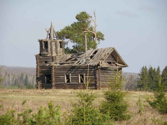 В деревне появились волостное управление, школа и церковь / Фото: 10by10.ru