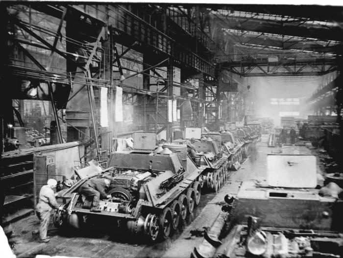 Кстати, уже готовые элементы (имеется в виду башни) поставляли с этого завода на другие / Фото: 1723.ru