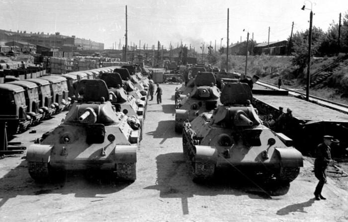 Маска пушки своей формой тоже отличалась от других Т-34 / Фото: patriotp.ru