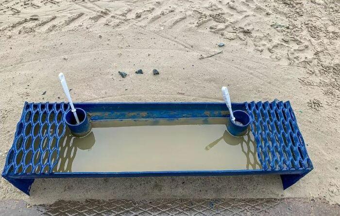 Из-за большого количества песка создается впечатление, что это пустыня, а не тундра / Фото: interesnoznat.com