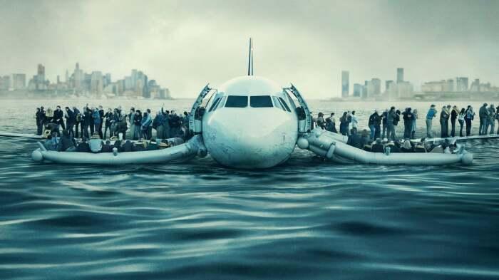 Если произойдет какая-то аварийная ситуация, экипажу придется жестко посадить машину на воду / Фото: fullmoviesf.com