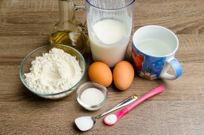Секрет кроется не в том, что берется для теста, а в последовательности добавления ингредиентов / Фото: anilyuschenko.blogspot.com