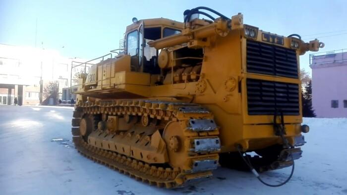 Трактор предназначается для выполнения наиболее трудоемких и сложных работ, техника актуальна в горной промышленности / Фото: mtz-80.ru