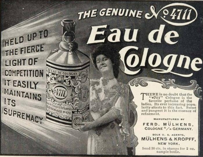 Аптекари объявили Кельнскую воду не лекарственным средством, а парфюмерным / Фото: guns.allzip.org
