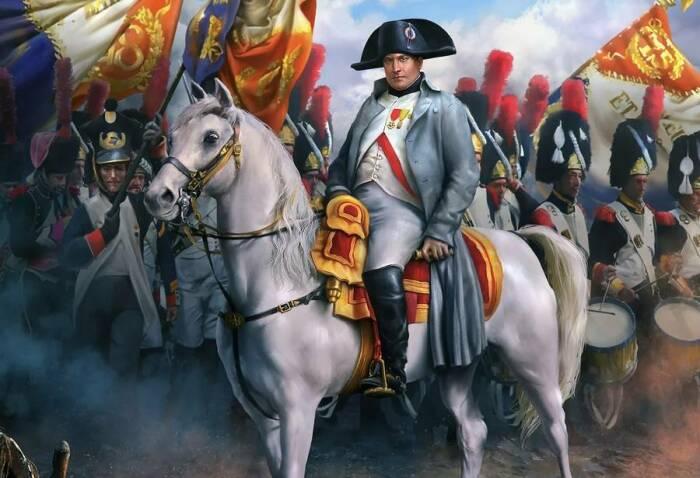Наполеон Бонапарт потребовал от аптекарей раскрыть секрет создания одеколона с целью обеспечения армии лечебным средством / Фото: warfiles.ru