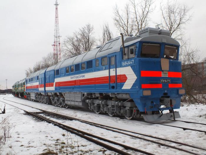Устанавливать современное отопительное оборудование в локомотивах на период перегонки нецелесообразно / Фото: politclub.com