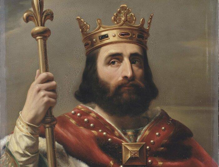 Титул «король» образовался от имени другого важного в истории императора, но уже франкского – Карла Великого / Фото: disgustingmen.com