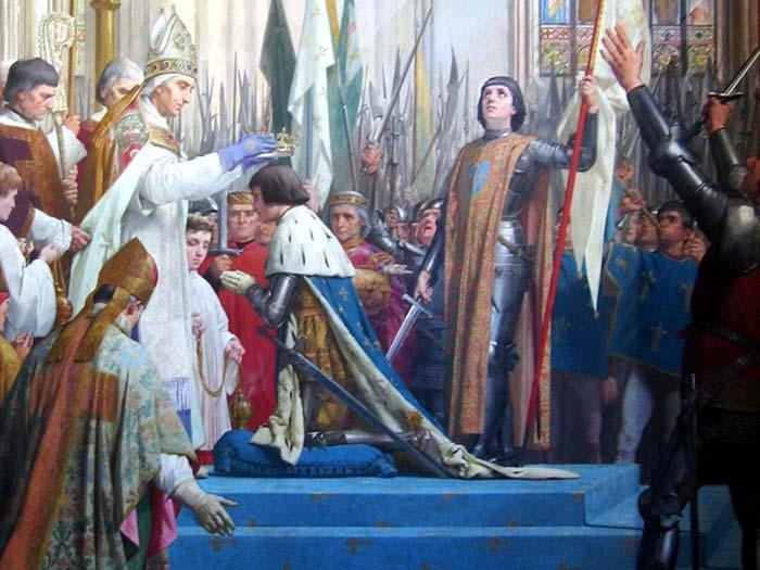 В период средневековья раздачей титулов занимался Папа Римский / Фото: jnsm.com.ua