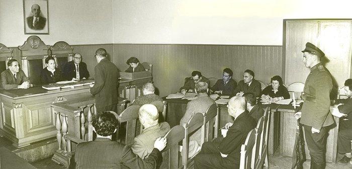 Судебный процесс в СССР / Фото: webnovosti.info