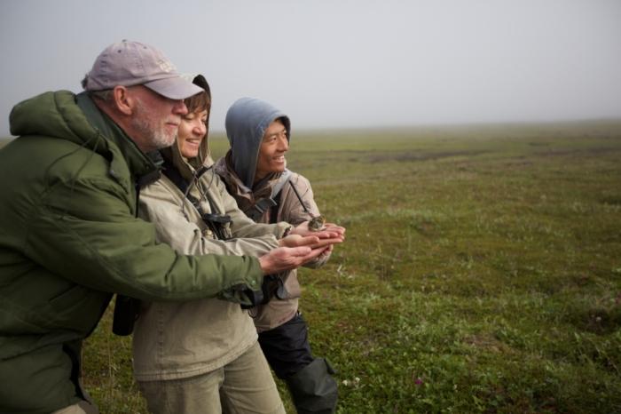 Окрепших птенцов ученые выпускают в естественную среду обитания / Фото: lopaten.birdsrussia.ru
