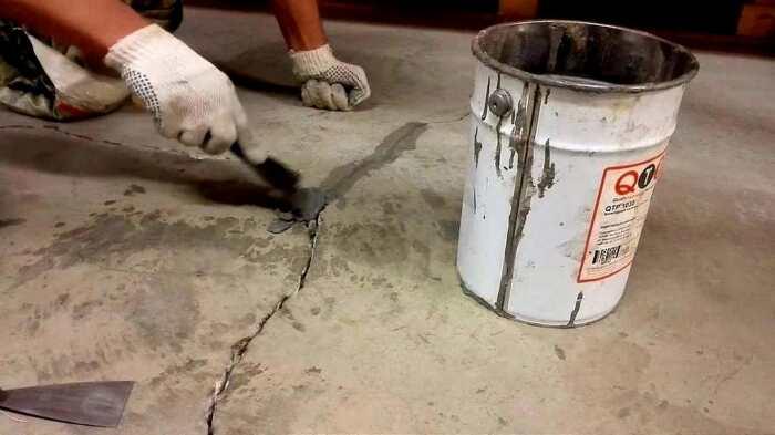 Чтобы предупредить разрушение бетона, необходимо его дополнительно упрочнить / Фото: stroyka-gid.ru