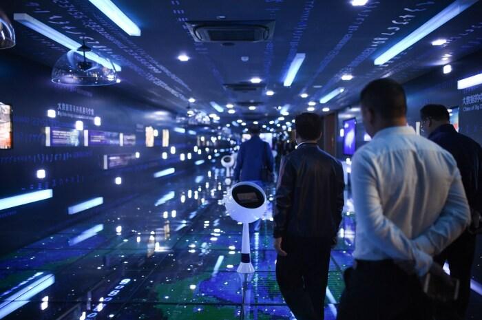 Технологический прогресс в Китае идет вперед семимильными шагами / Фото: bitcryptonews.ru