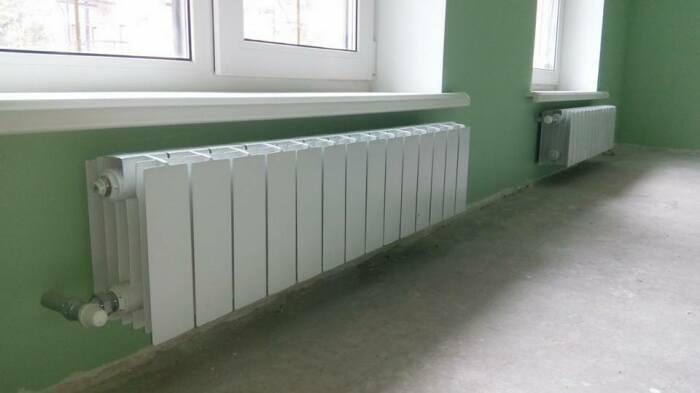 Длина радиатора не имеет принципиального значения / Фото: t-studio.in.ua