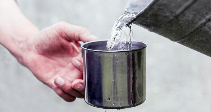 Проверить качество колодезной воды можно и без использования специальных средств / Фото: vattenreningsgruppen.se