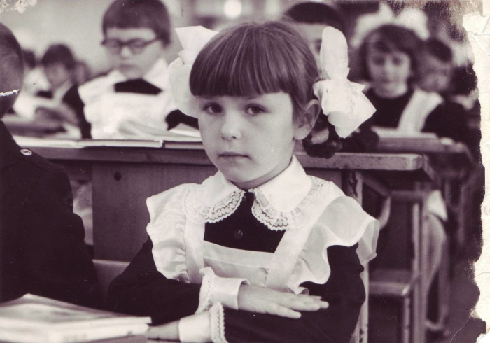 Все советские дети должны были учиться на отлично / Фото: 7ya.ru