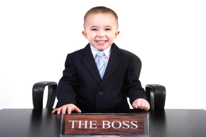 Не стоит стремиться вырастить из ребенка лидера, вопреки его желаниям  / Фото: smartum.com.ua