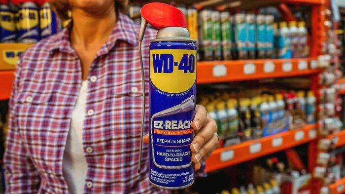 Находчивые маркетологи окрестили средство панацеей от всех бытовых проблем / Фото: twitter.com