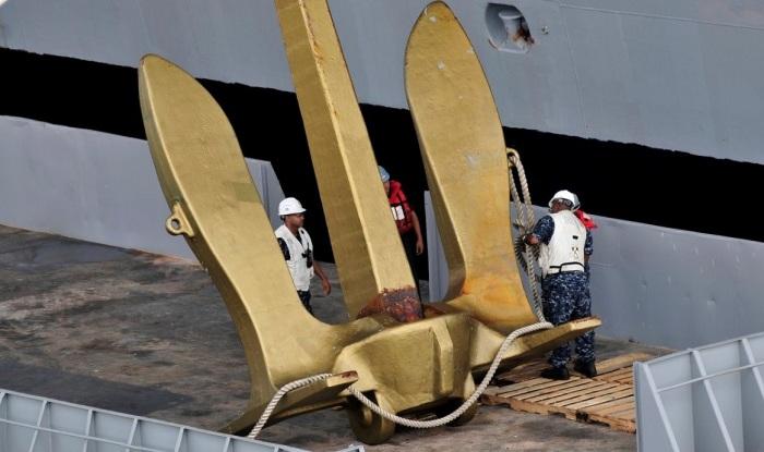 Масса якоря может достигать сорока тонн / Фото: 123ru.net