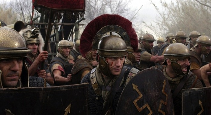 Немаловажной проблемой стал и бунт легионов, которые стояли возле Рима / Фото: zbroya.info