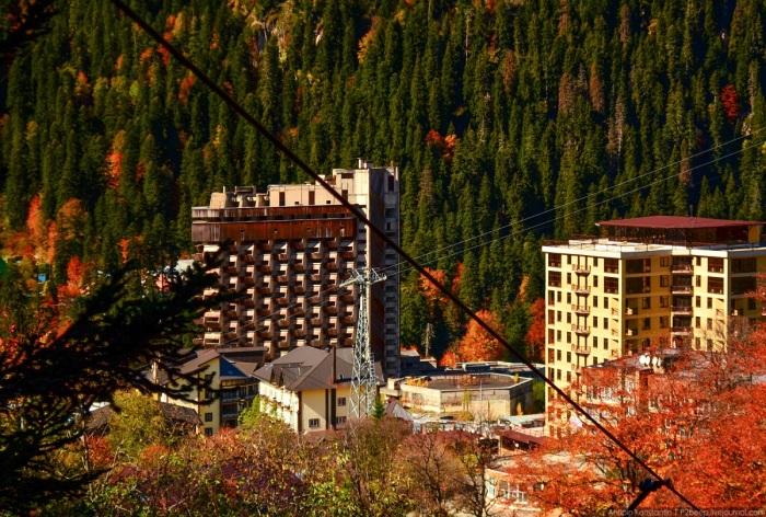Почему здание так и не ввели в эксплуатацию, осталось загадкой / Фото: photo.boltai.com