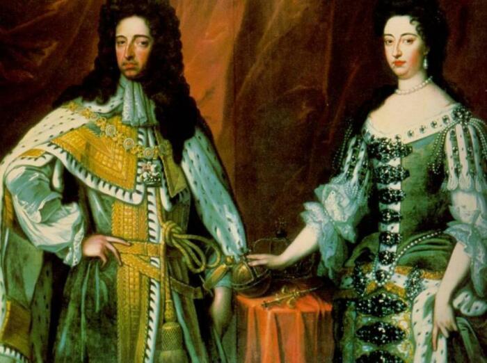Идея взимать налоги за окна пришла в голову королю Англии Вильгельму III / Фото: dprvrn.ru