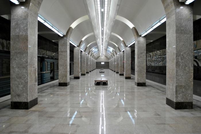 Запах в Нижегородском метрополитене отличается от Питерского / Фото: transphoto.org
