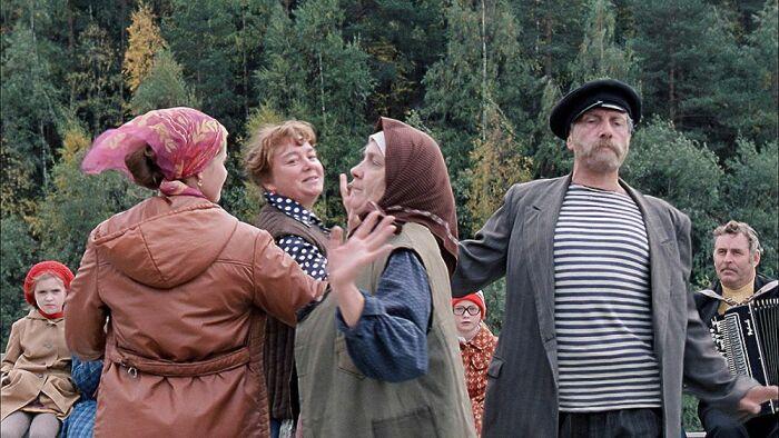 Дядя Митя из советского кинофильма «Любовь и голуби» дал дельный совет / Фото: mk.ru