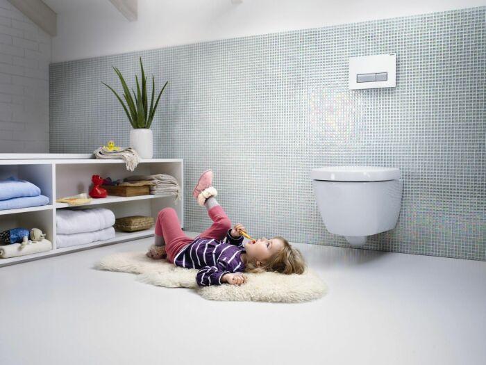 Существует способ надолго сохранить в санузле чистоту и приятный аромат / Фото: blagoustroystvo24.ru