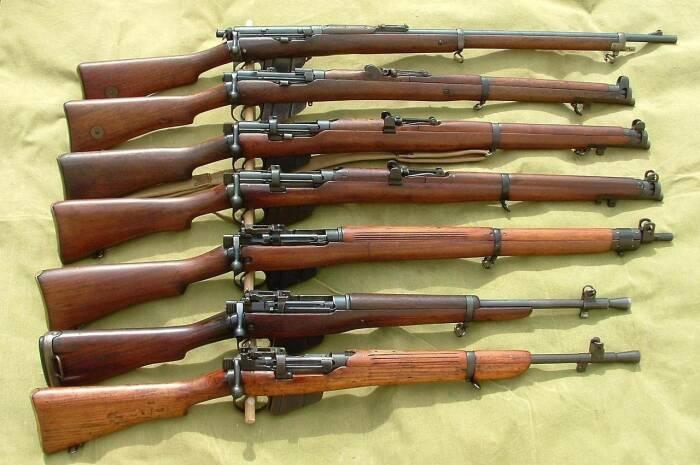 Английский капитан Невилл Берти-Клэй придумал пули дум-дум к винтовкам Lee-Enfield и Lee-Metford / Фото: gunsfriend.ru