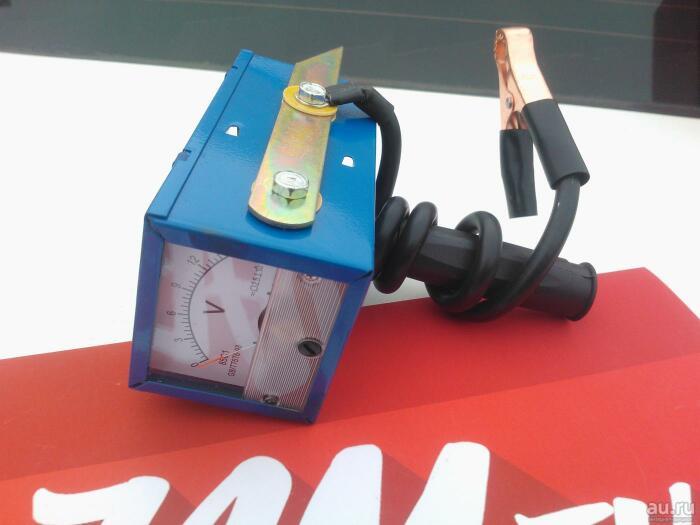 Самый надежный прибор для определения работоспособности аккумулятора - нагрузочная вилка / Фото: krsk.au.ru