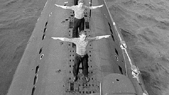 На подводных лодках спортивные занятия запрещены из-за недостатка кислорода / Фото: ria.ru
