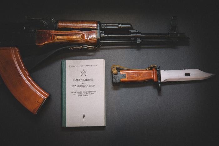 Оружие изготавливается из инструментальной высокоуглеродистой стали. Она достаточно твердая, но при этом хрупкая / Фото: iohotnik.ru