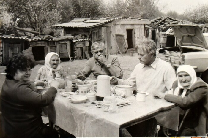 Советская модель предполагала наличие у каждого советского гражданина не только квартиры, но и дачи для отдыха / Фото: levencovka.ru