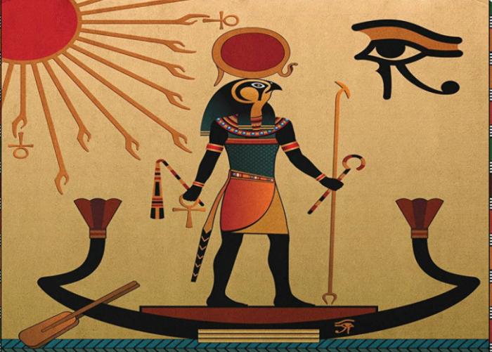 Пожалуй, первыми людьми, которые возвели этот металл в ранг драгоценных, являются древние жители Египта, у них было Верховное божество – бог Солнца (Ра) / Фото: booksite.ru