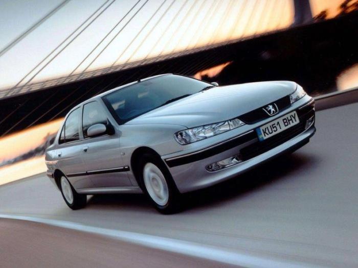 Peugeot 406 оставила яркий отпечаток в истории.