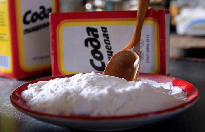 Сода выполняет роль разрыхлителя в тесте / Фото: today.ua