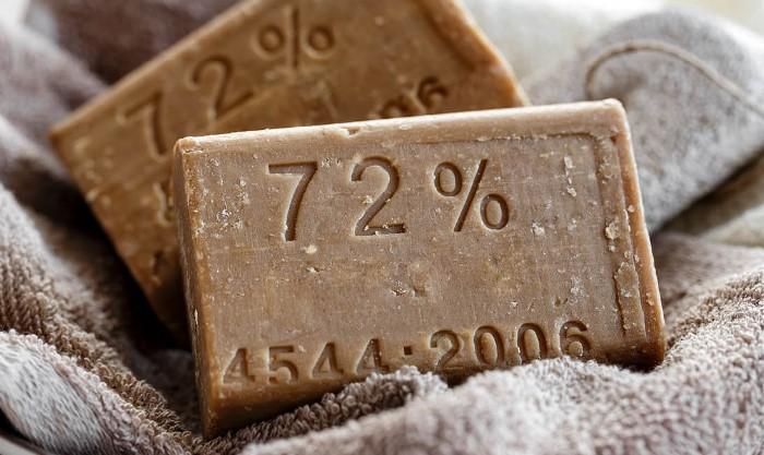Лучше использовать 72-процентное мыло / Фото: umenizit.hnutiduha.cz