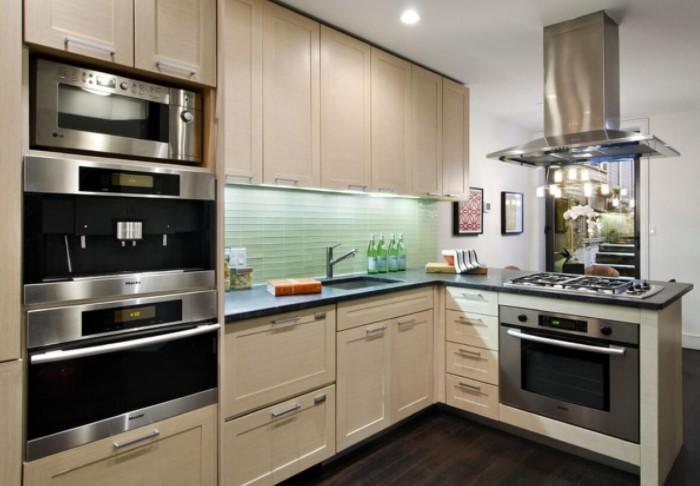 5 методов организации кухонного пространства вместо стандартного треугольника