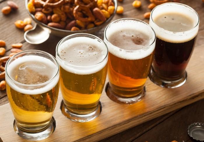 Алкоголь, особенно пиво, отлично справляется и с перцем, и с васаби / Фото: disgustingmen.com