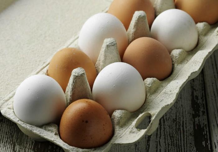 Узнаем вместе, есть ли разница между коричневыми и белыми яйцами