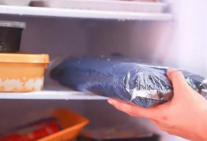 Холод также поможет избавиться от запаха пота / Фото: stroimdom21.ru