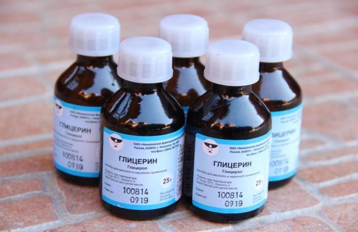 Глицерин подходит для деликатных и тонких тканей / Фото: sovet.help
